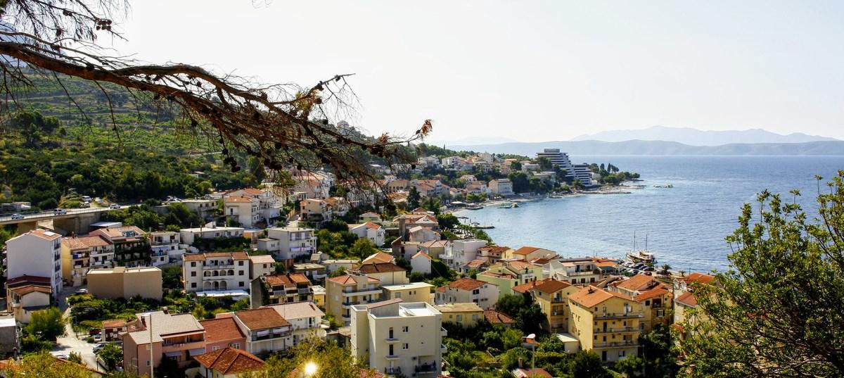 Pogled na Podgoro