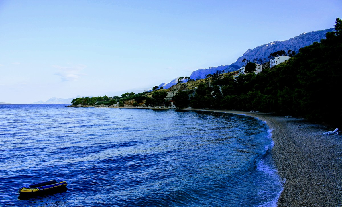 Prekrasni zalivi, plaže