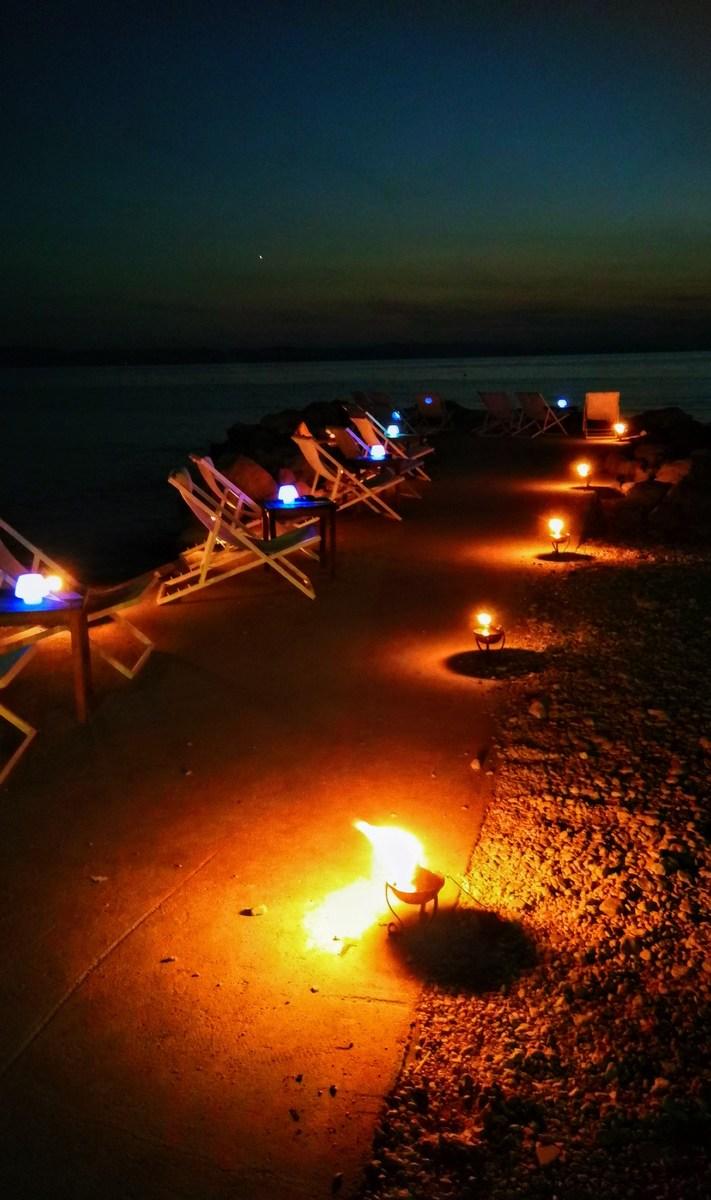 Večerna obala