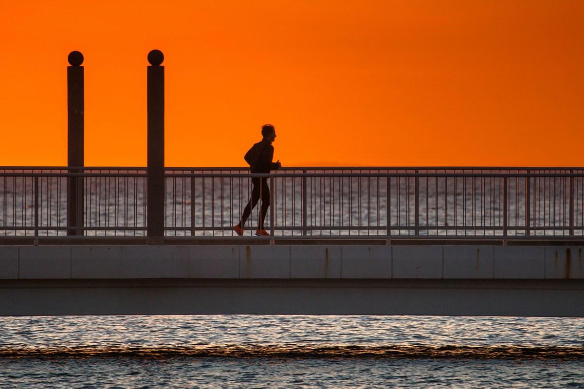 Oranžno nebo
