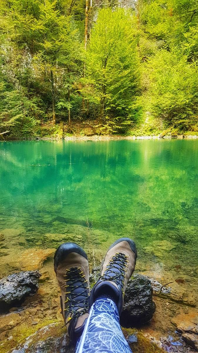 Počitek ob vodi