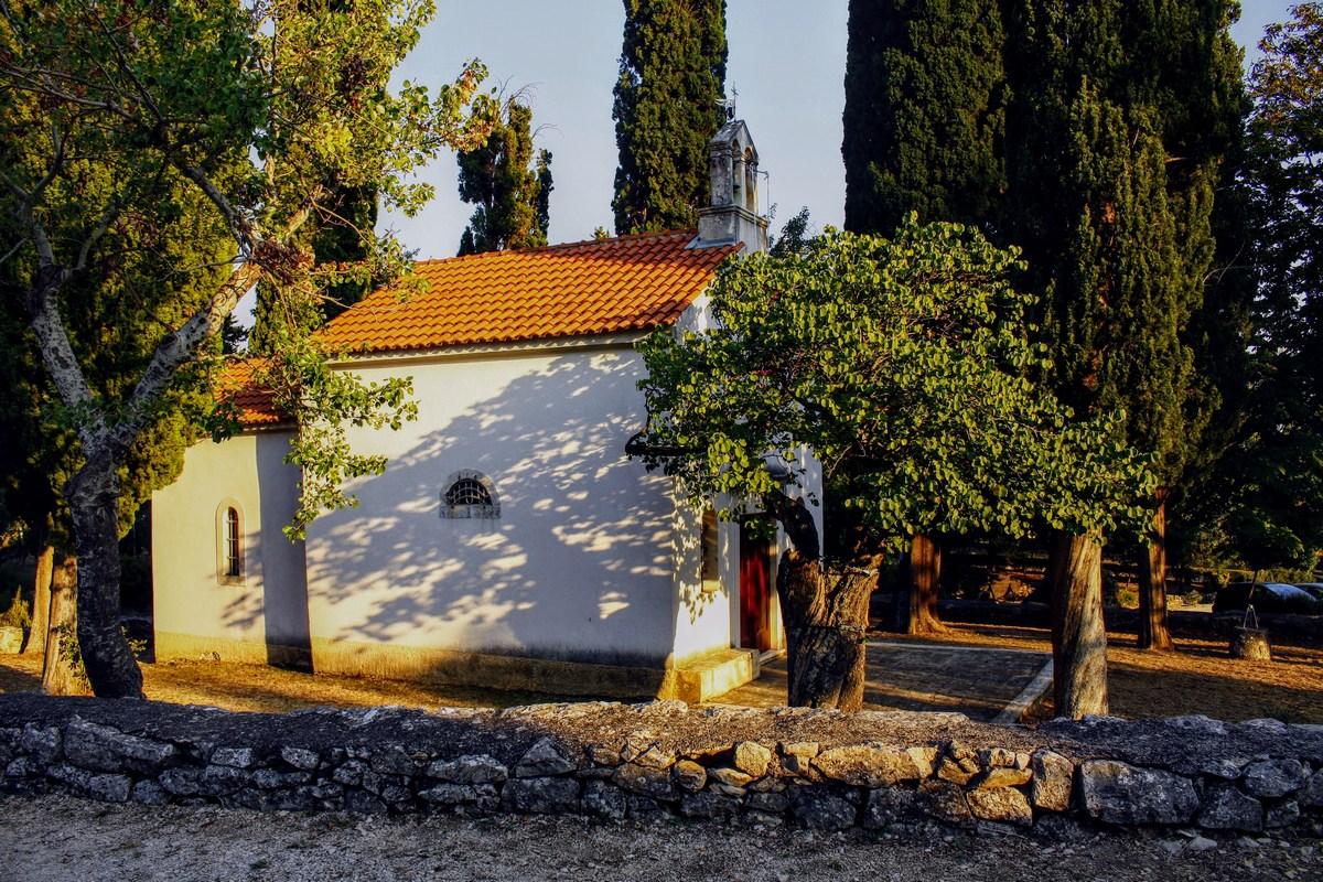 Cerkvica Gospe od Stomarije