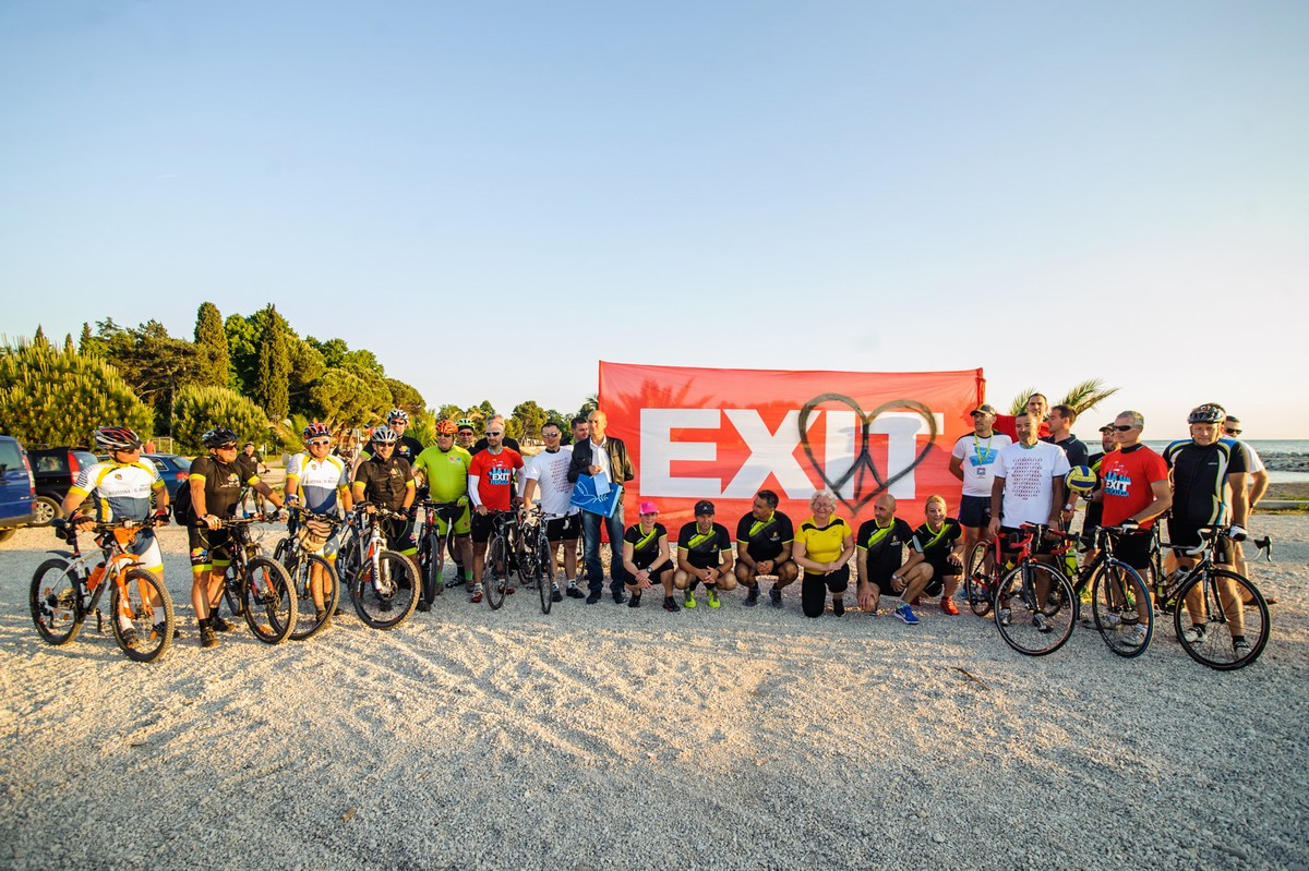 Exit ekipa je zasnovala festival v Umagu