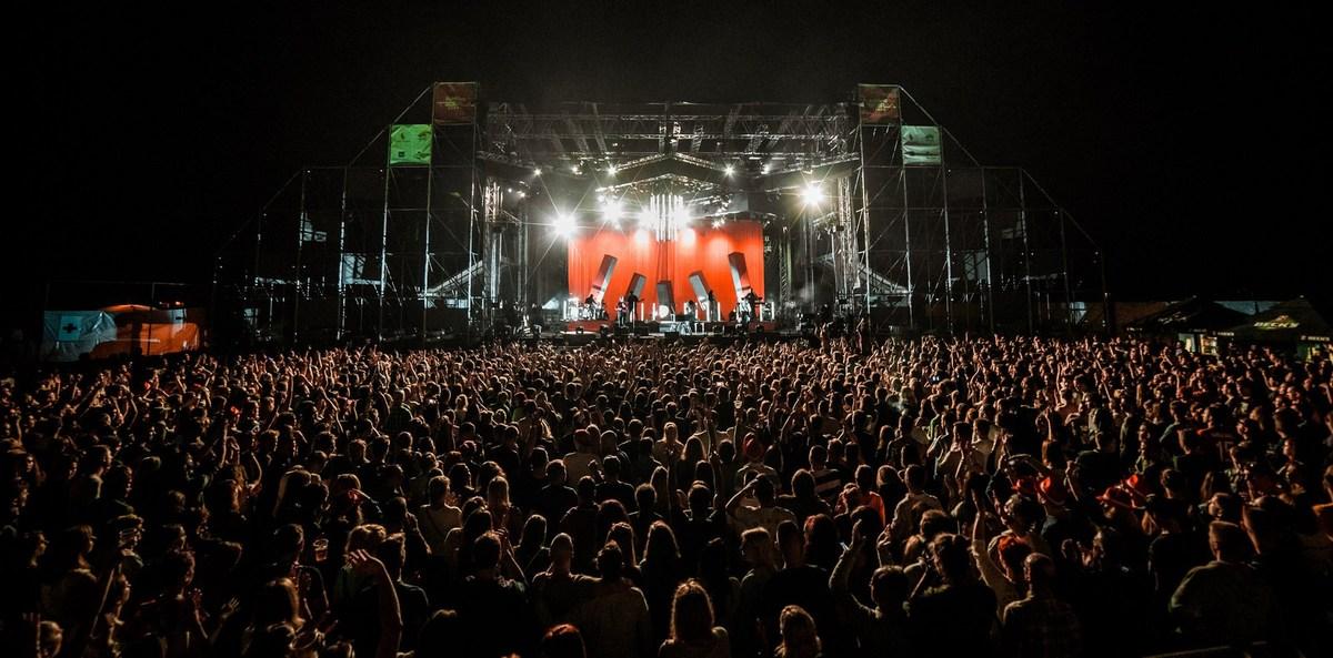 Festival je zmeraj večji