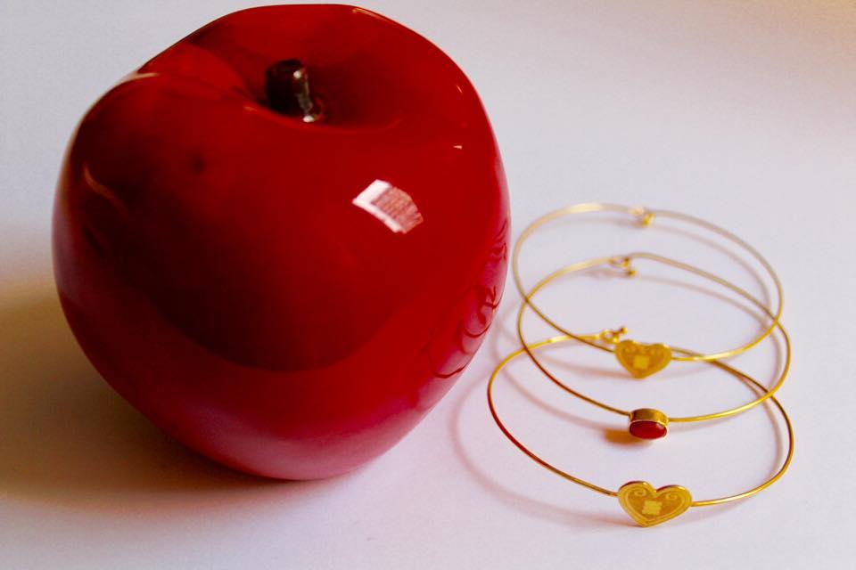 Jabolko in srce