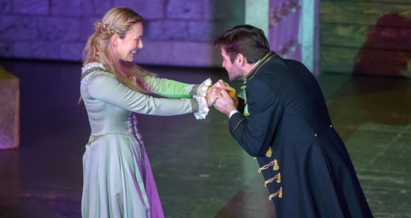 Miljenko in Dobrila, kaštelanska Romeo in Julija