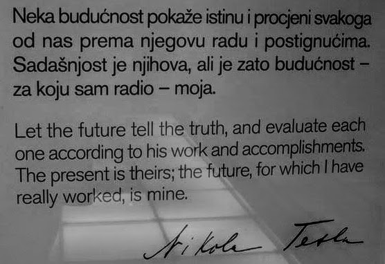 Naj prihodnost pokaže resnico