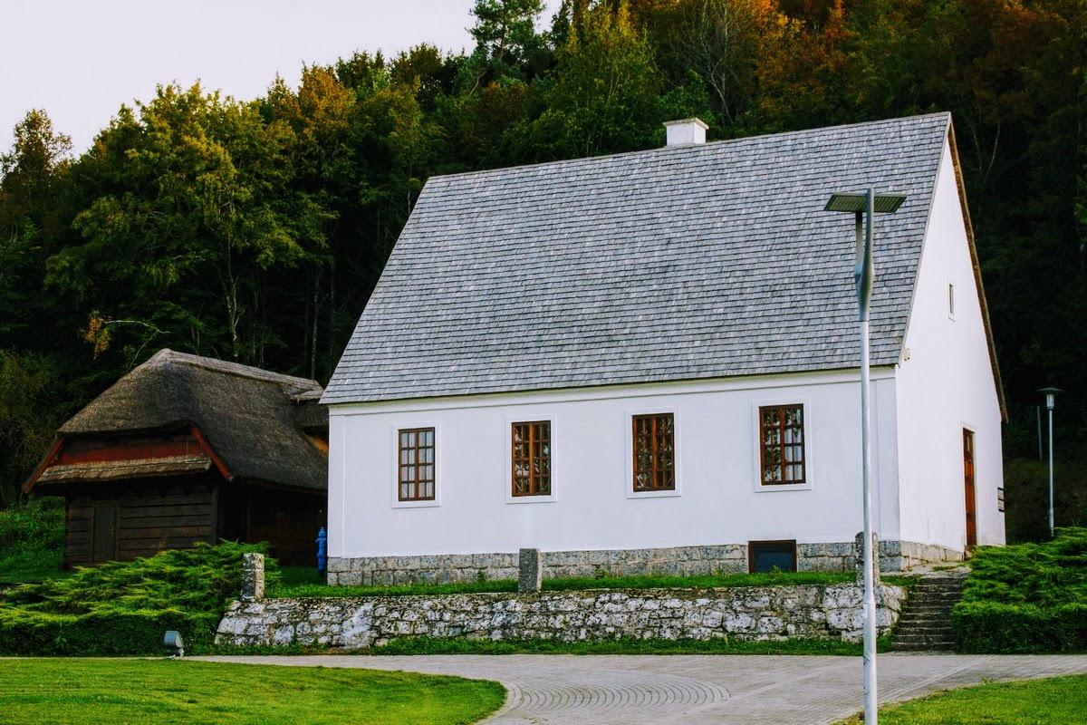 Rojstna hiša in gospodarsko poslopje