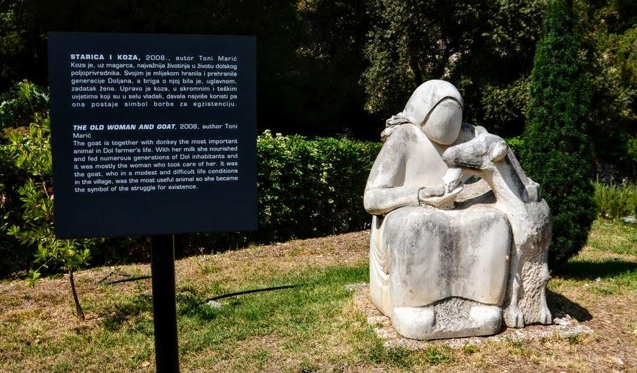 Kip Starka in koza