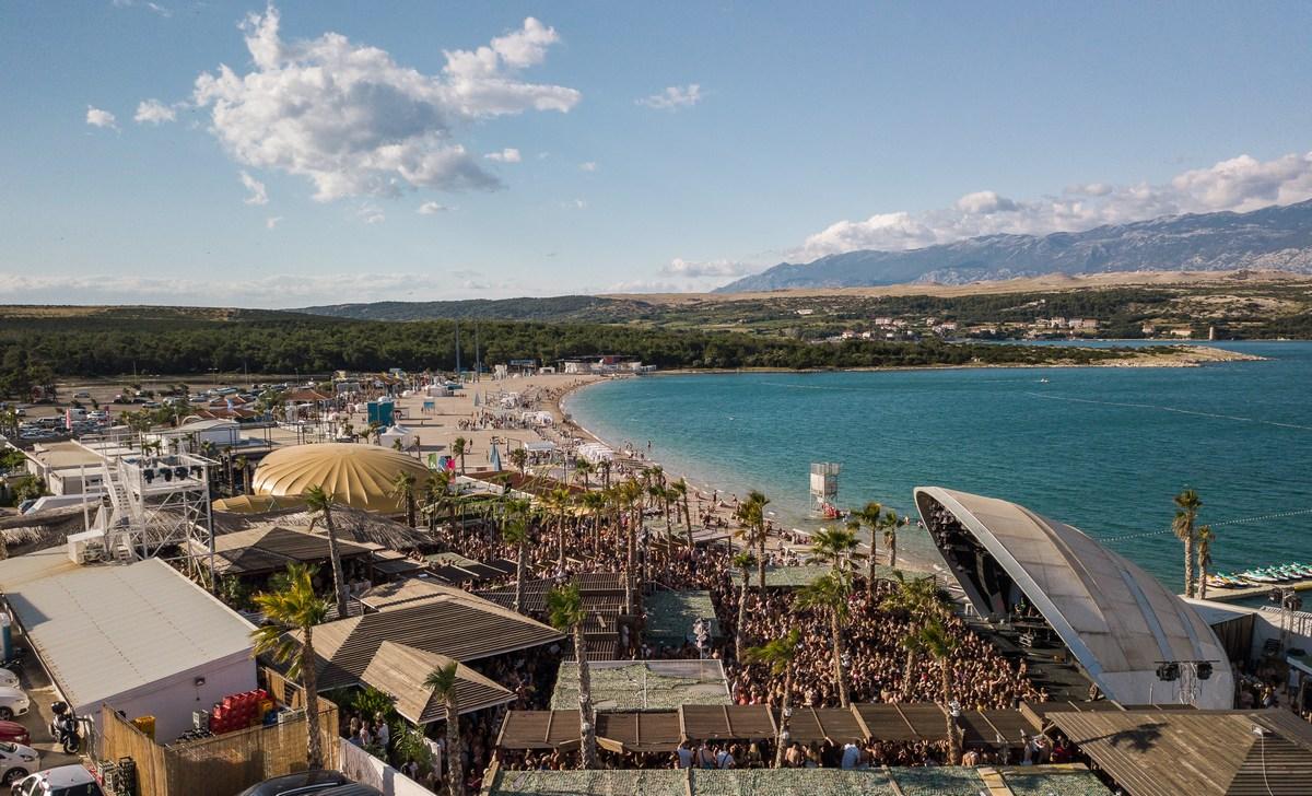 Najbolj razvpita plaža na Jadranu