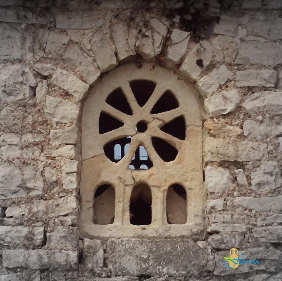 crkvica sv. elizeja_detalj