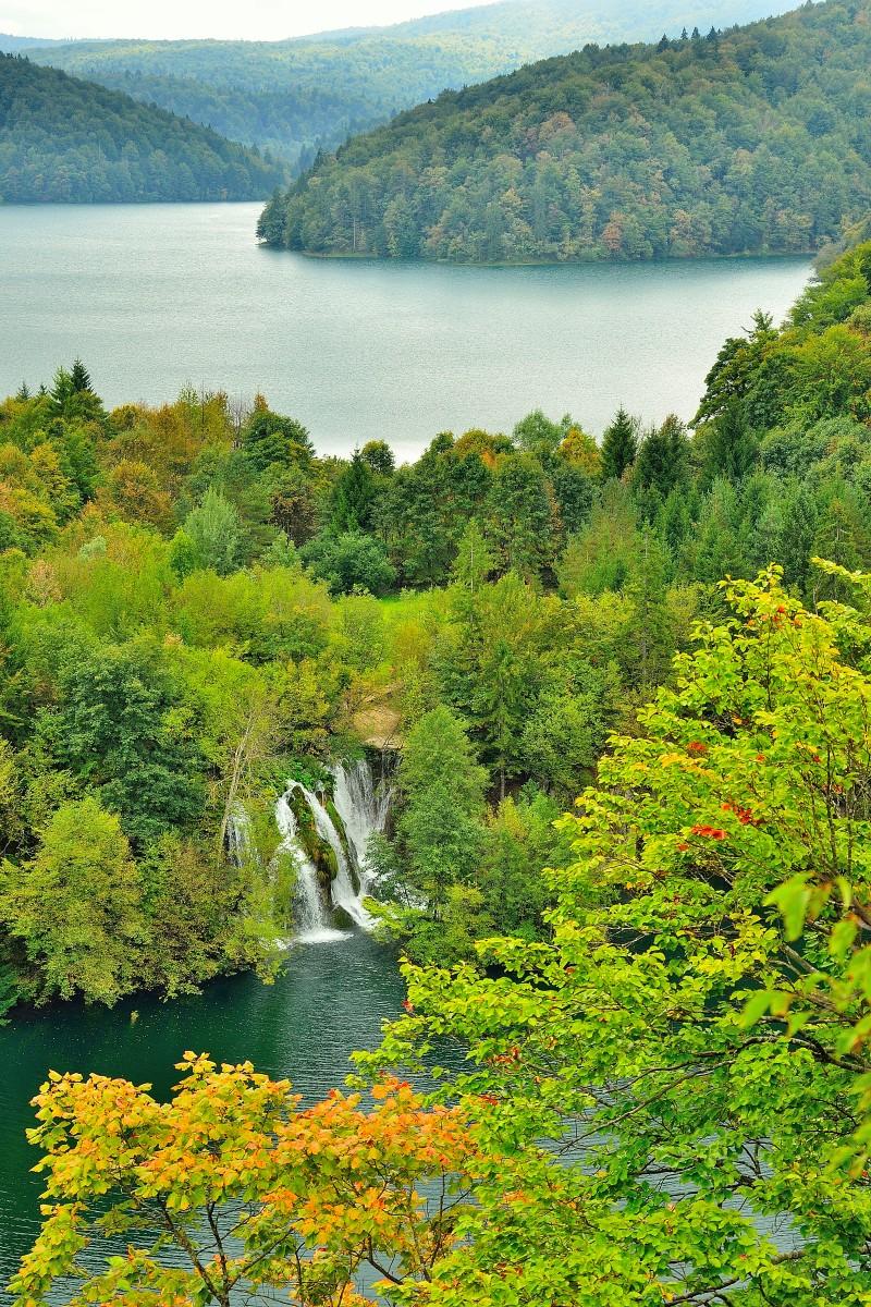 Gornja jezera_Prošćansko jezero i Ciginovac