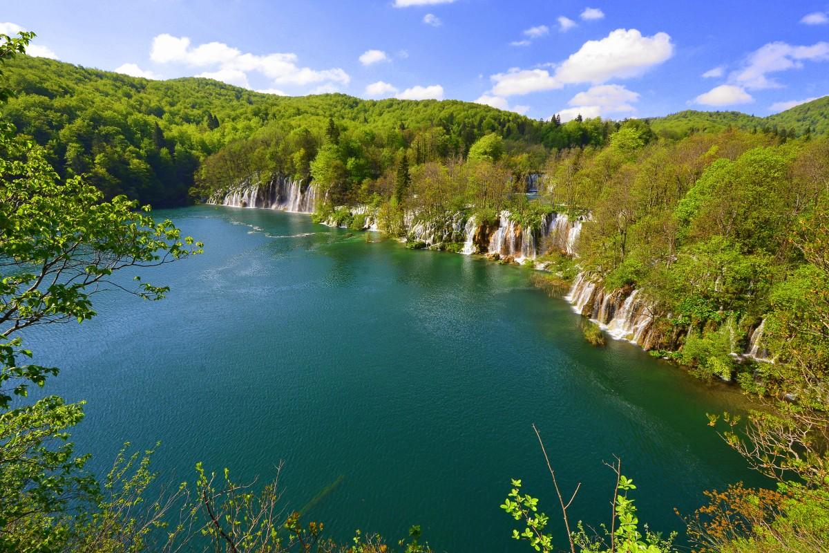 Gornja jezera_Jezero Galovac