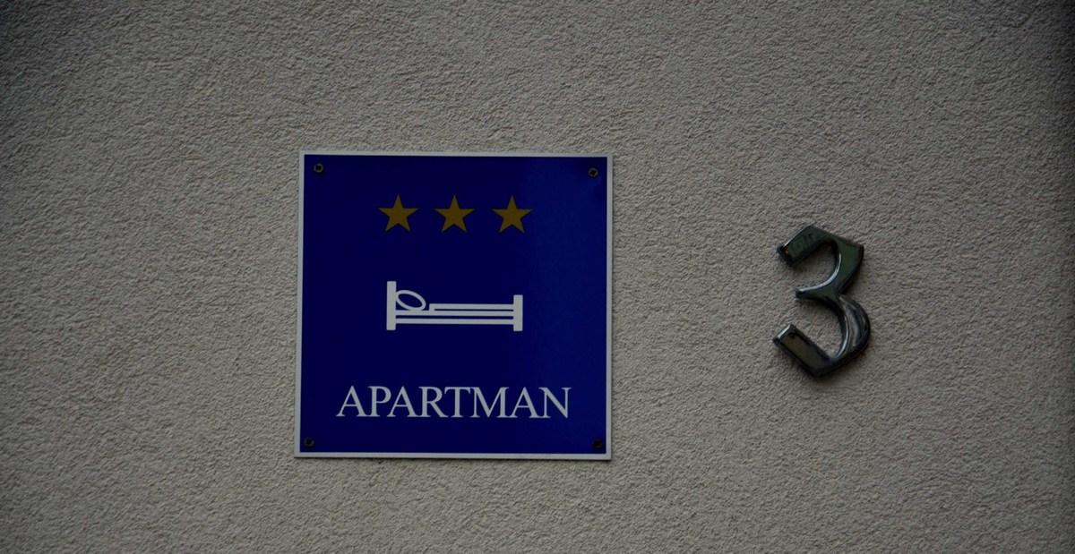 Apartma ob morju naj bo udoben, čist in lep