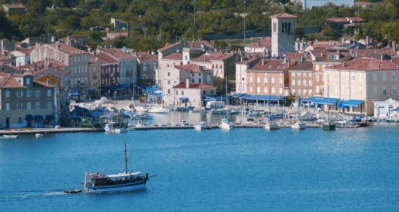 Otok Cres je največji hrvaški otok