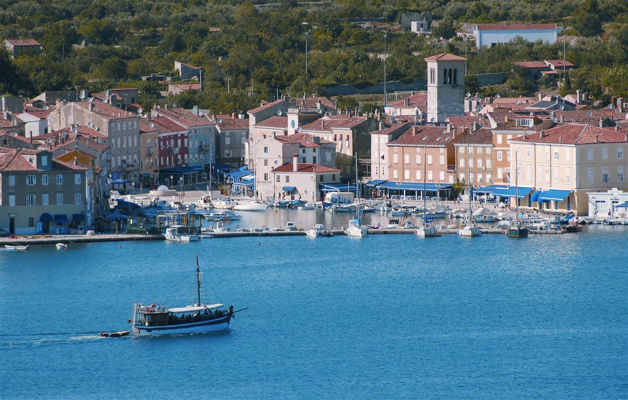 Cres je največji hrvaški otok