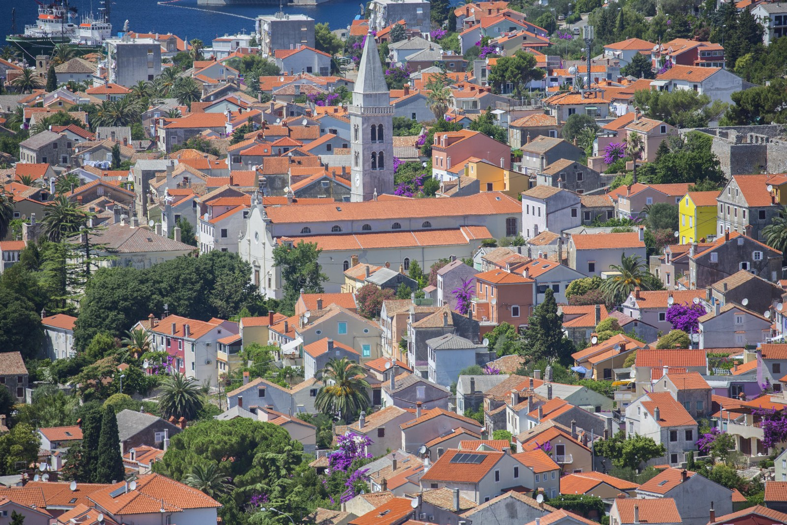 Mali Lošinj, cerkev, foto HTZ in Ivo Bioćina