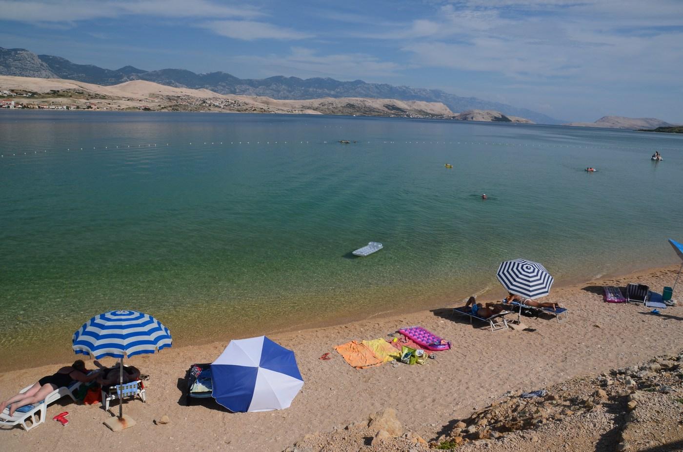 Plaže na Pagu