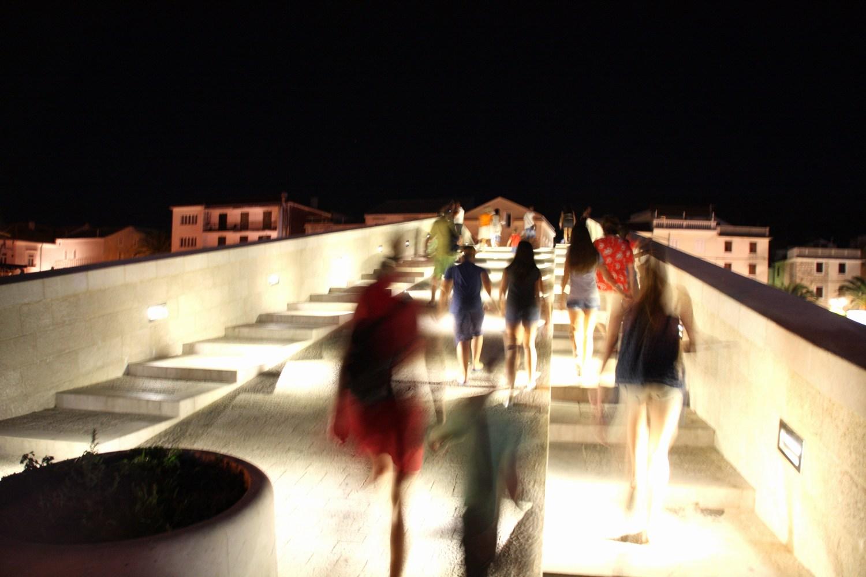 Muzej solinarstva pa se nahaja skorajda v samem centru mesta Pag, pri mostu in ob plaži ga najdete.