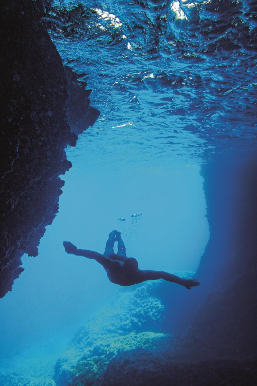 Potapljanje velja za eno najzanimivejših poletnih aktivnosti, saj zelo veliko število ljudi vsako leto raziskuje morsko dno.  Foto: HTZ in Aleksandar Gospić