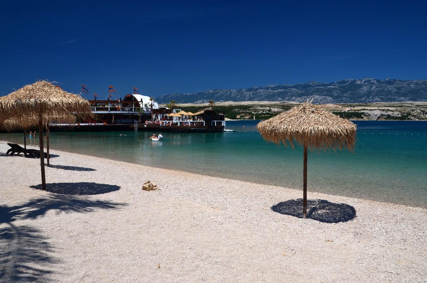 Plaže na Pagu – 3. del