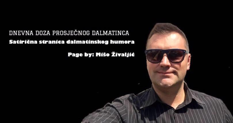 Intervju: Mišo Živaljić iz Dnevna doza prosječnog Dalmatinca