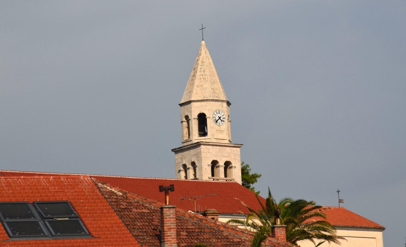 Cerkev, Biograd.