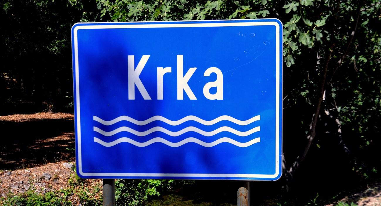 Področje reke Krke zajema tudi več pomembnih arheoloških najdišč in na območju Narodnega parka Krka jih je okoli dvajset.