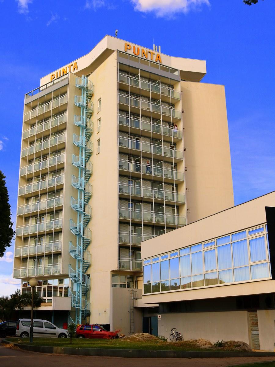 Hotel Punta podnevi