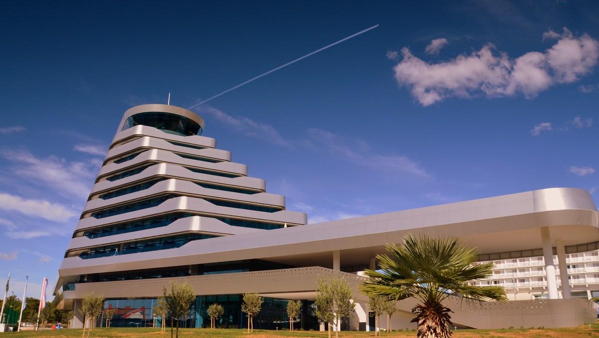Olympia Sky hotel je čudovit objekt