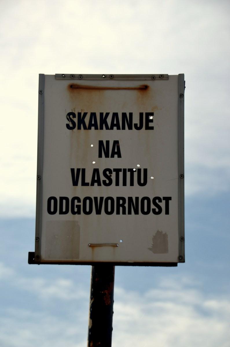 Kdor ne skače ni Sloven'c