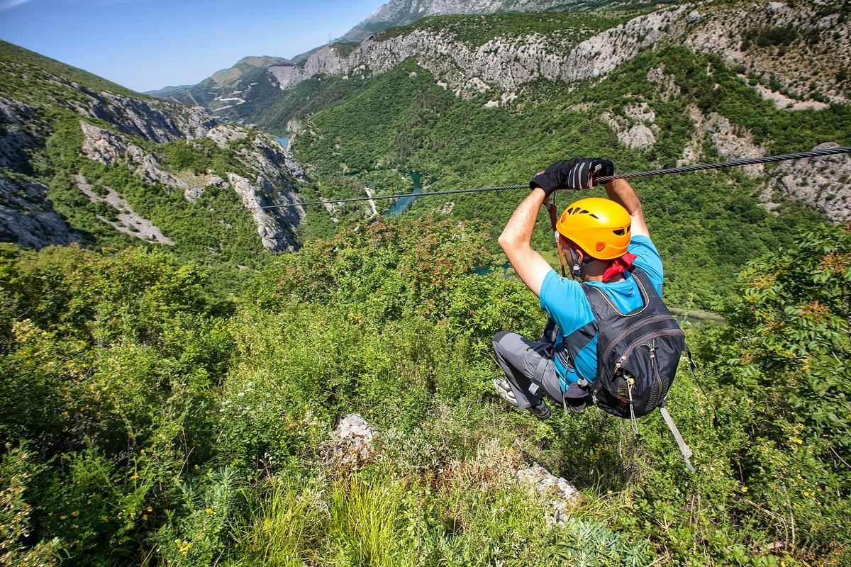 Adrenalinski športi, 2. del