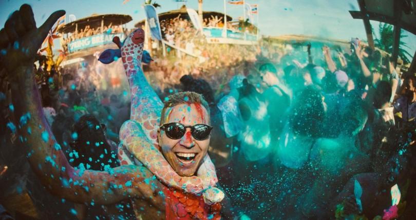 Plaža Zrće: Noa Beach Club