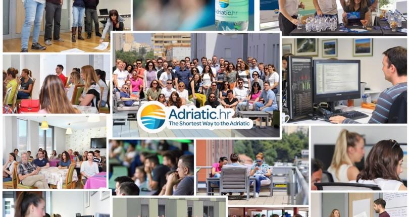 Adriatic.hr, najkrajša pot do Jadrana