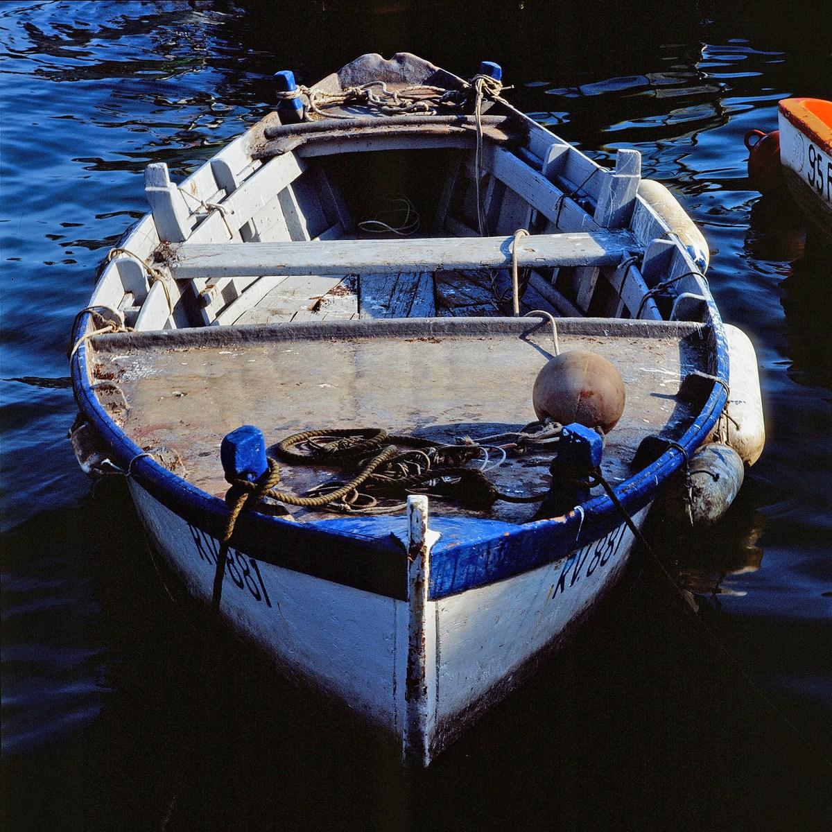 Batana na morju
