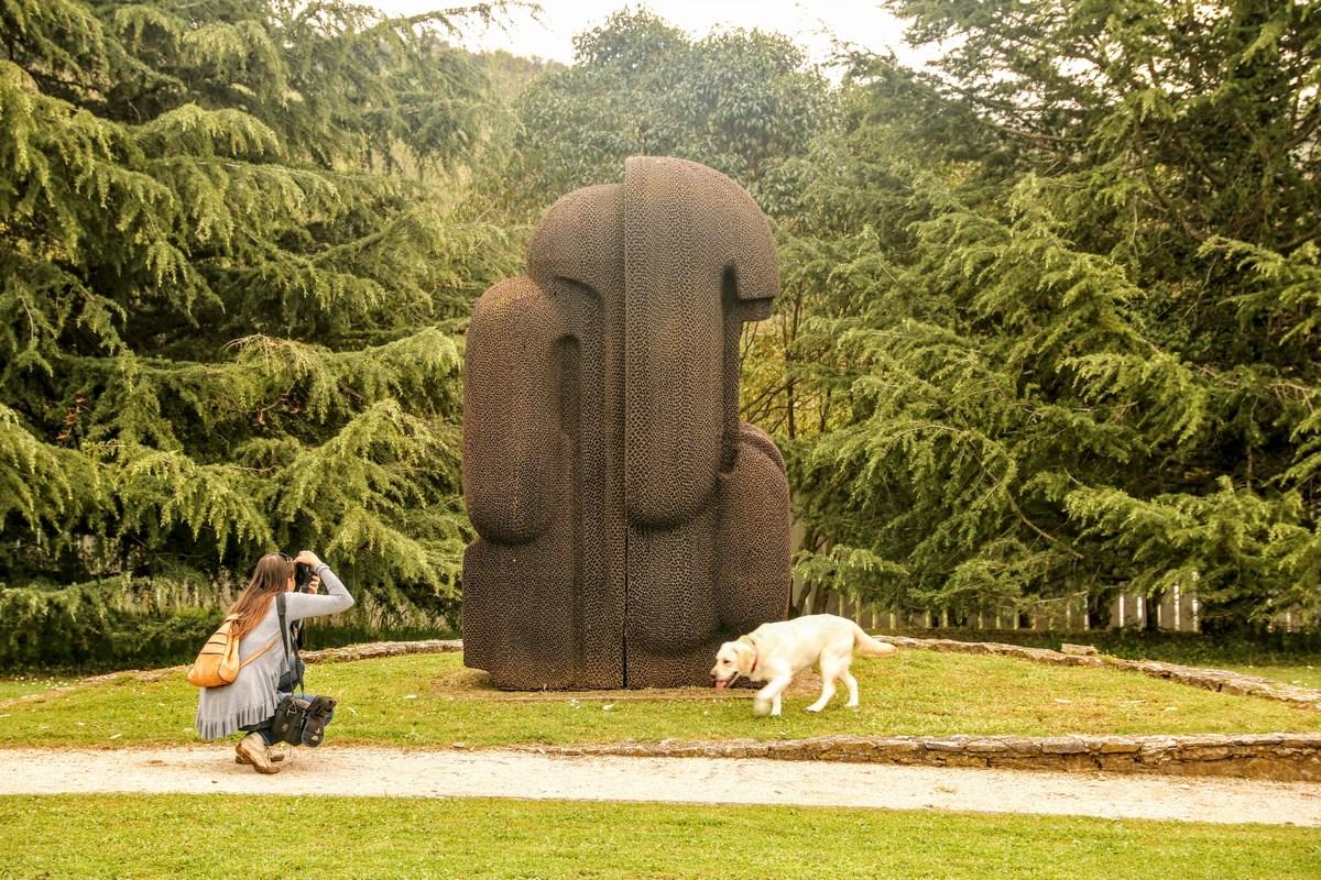 Fotografiranje skulptur