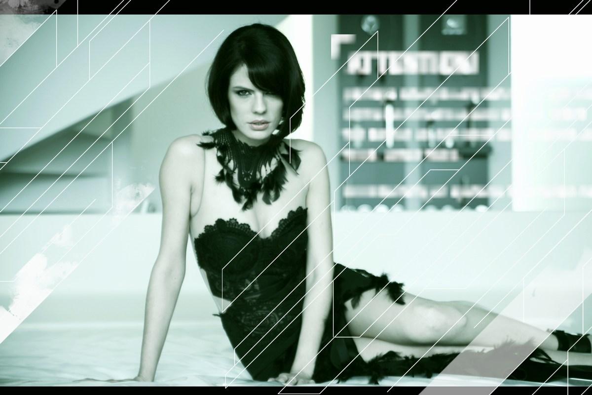 Model Sabina Remar