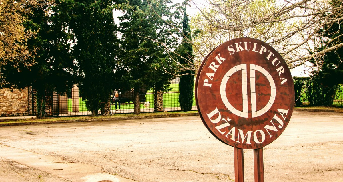 Park skulptura Džamonja