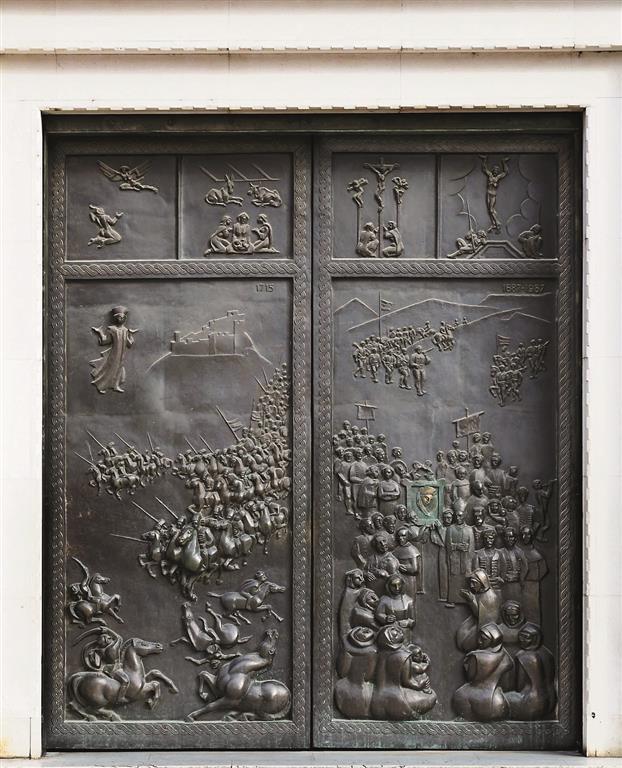 Cerkvena vrata