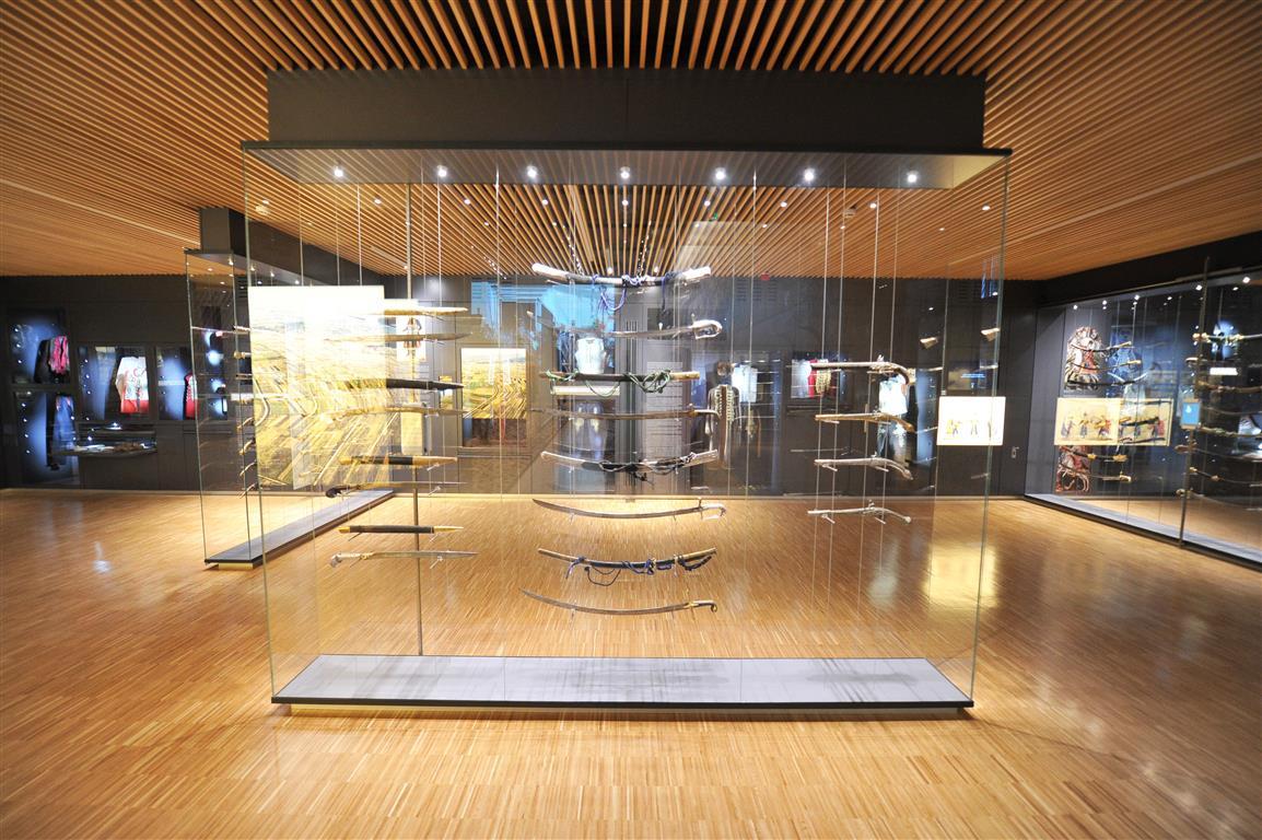 Orožje v muzeju