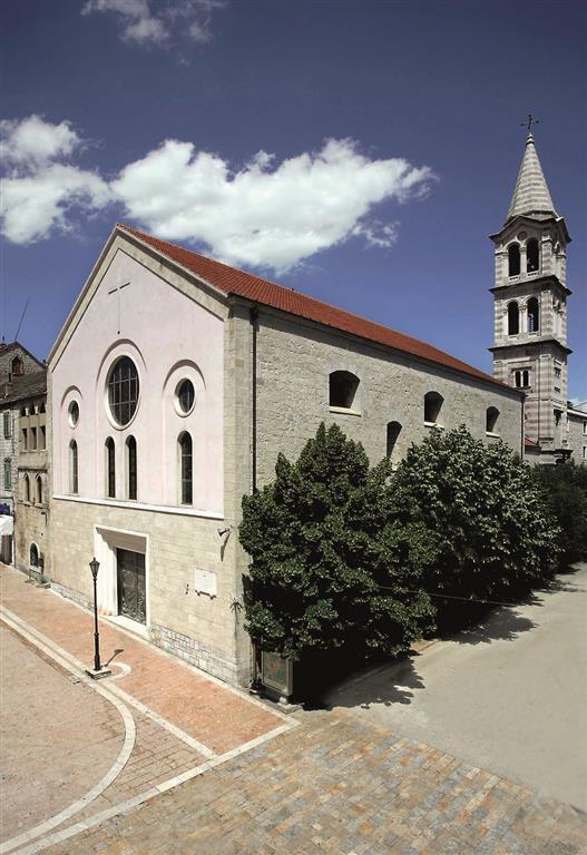 Sinjska cerkev