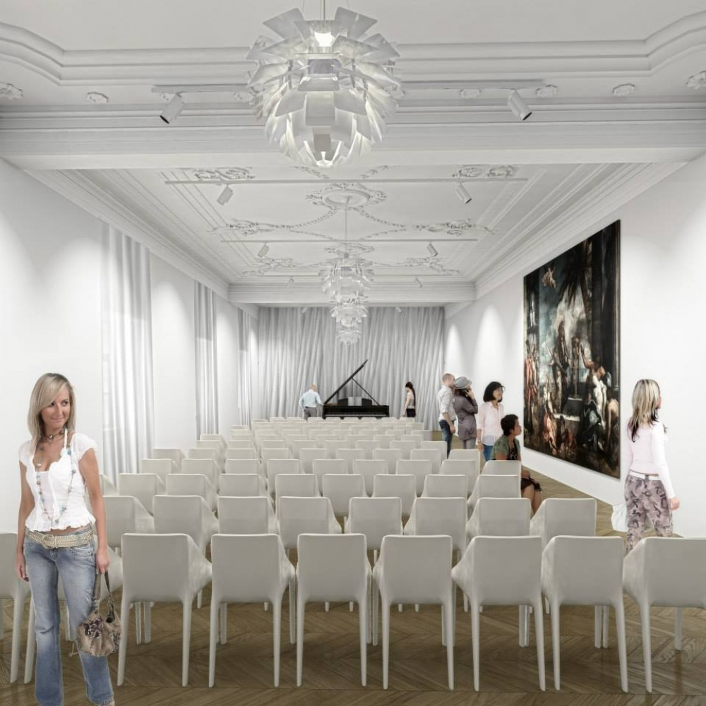 koncertna dvorana