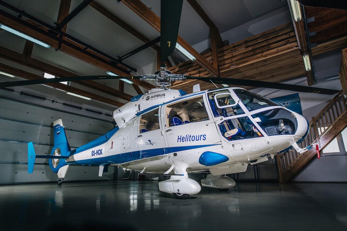 Helikopterski prevoz, prava ideja za luksuzni turizem