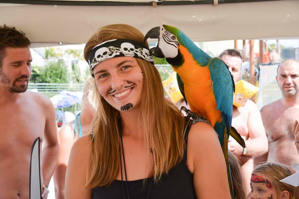 Papiga na rami