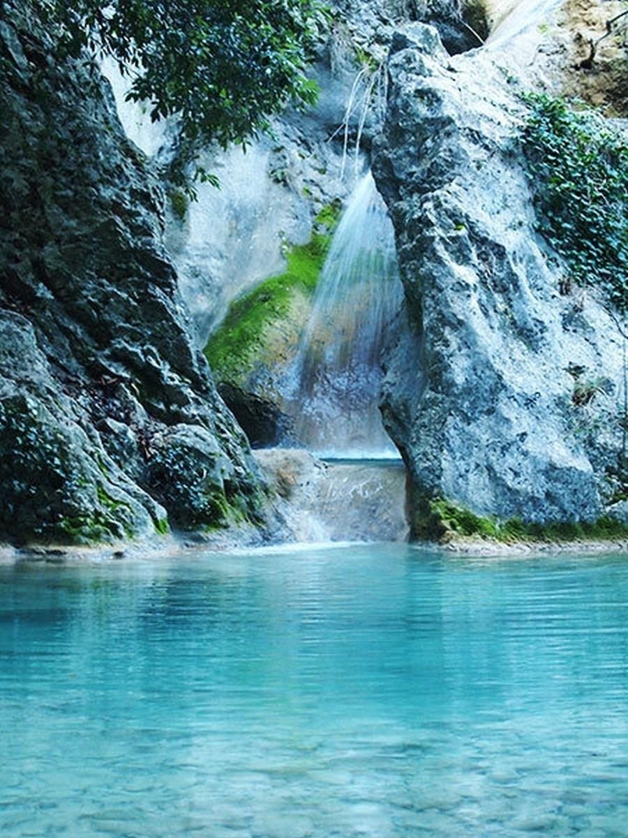Voda življenja