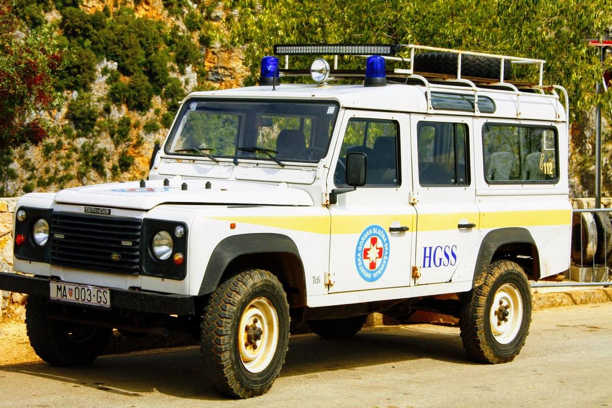 Hrvaška gorska služba spašavanja