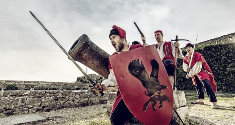 Trdnjava Klis, ključ Dalmacije