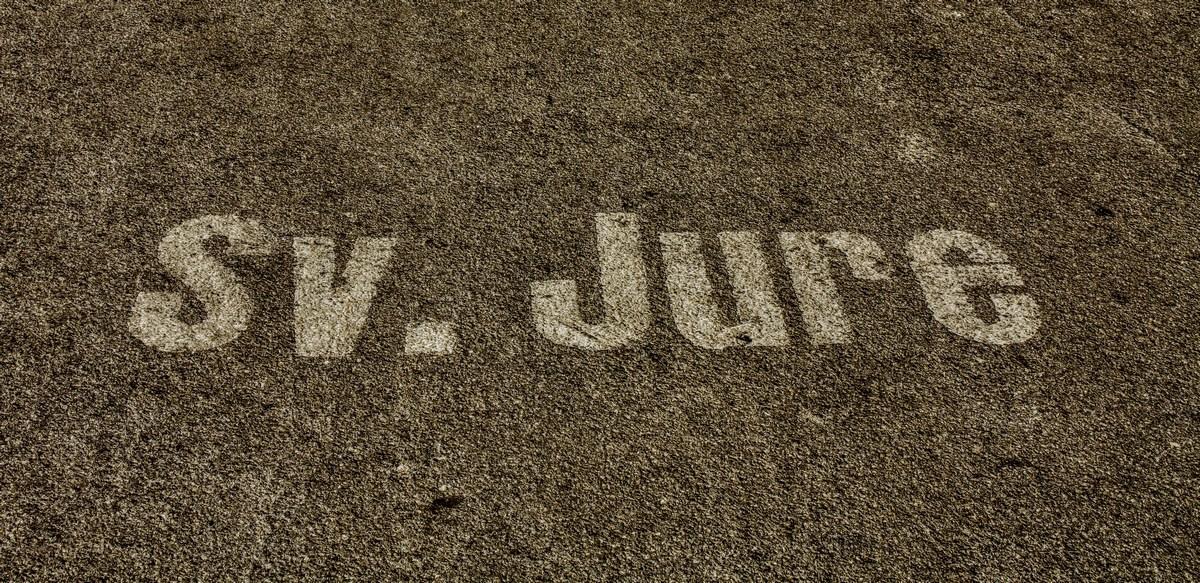 Sv. Jure je zakon!! Priporočamo obisk!!