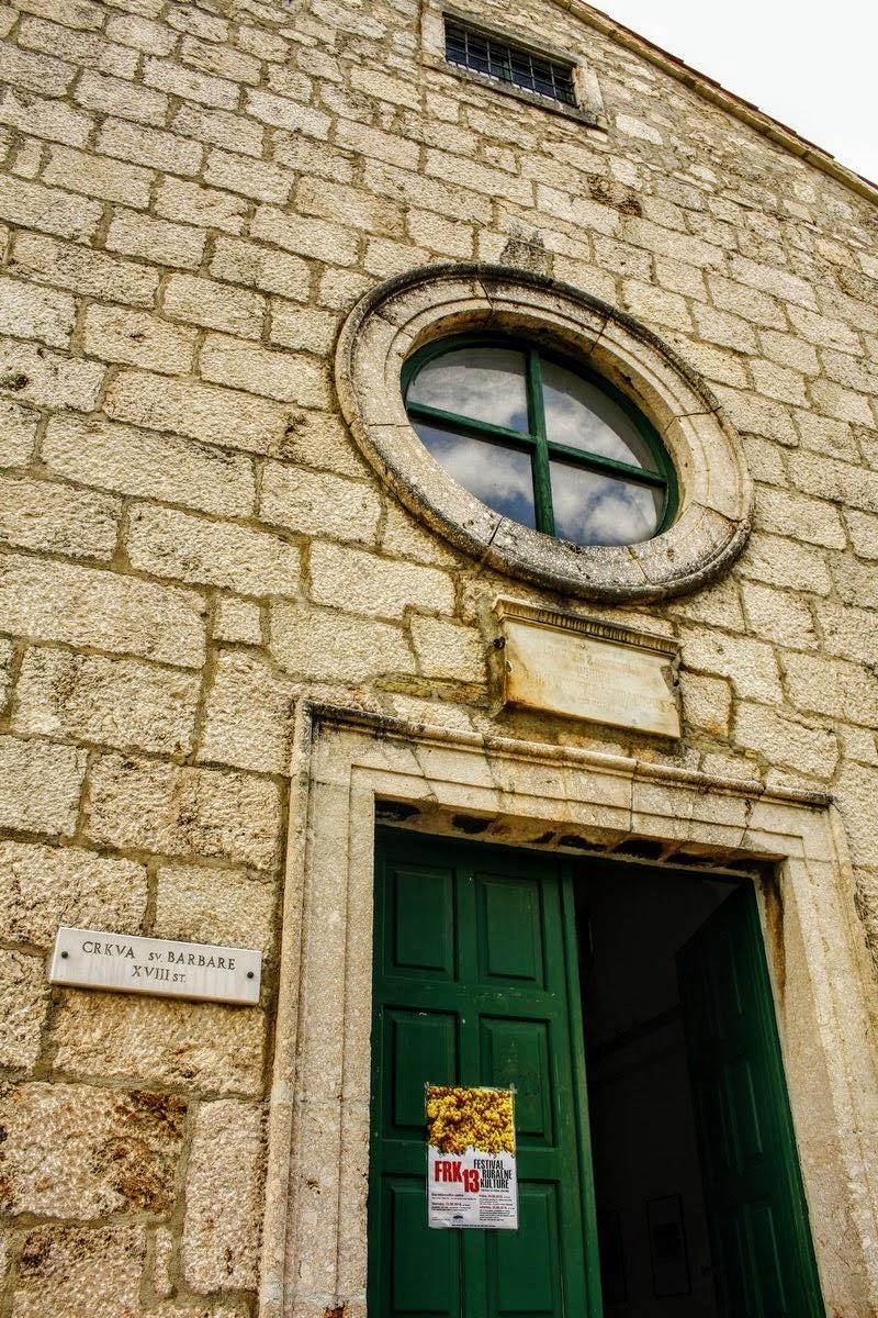 Cerkev svete Barbare