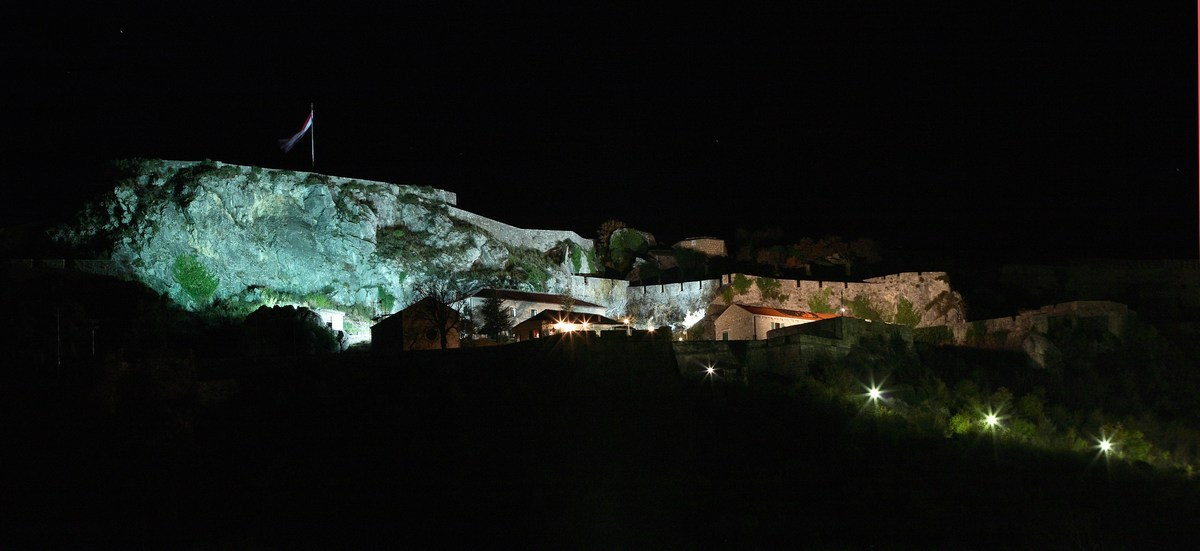 Kninska trdnjava, hrvaški nacionalni ponos